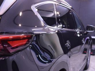 MAZDA   新車 CX-8  SWEARの驚異的なツヤ